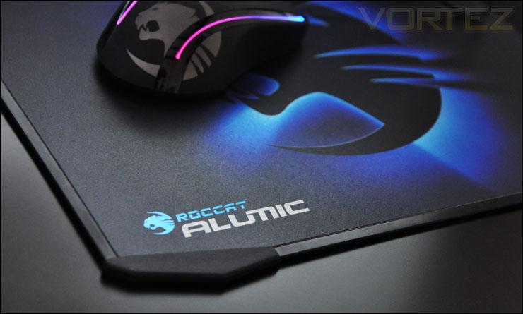 Resultado de imagen para ROCCAT Alumic - mousepad