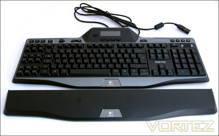 Logitech Gaming Keyboard G510 Review - Introduction