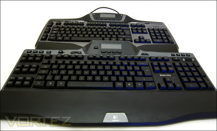 Logitech Gaming Keyboard G510 Review - Closer Look (Continued)