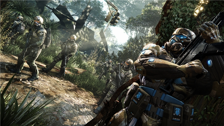 Crysis 3 Graphics Will 'Melt Down PCs'