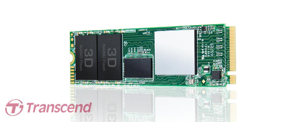Transcend Introduces MTE850 PCIe NVMe M 2 SSD