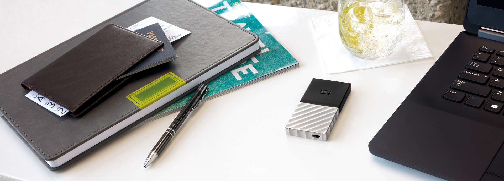 Wd Introduces My Passport Ssd Portable Drive Hardisk Pasport External 256gb The Drives Offering Consumers A Compact Sleek And Faster Data Storage Solution Is