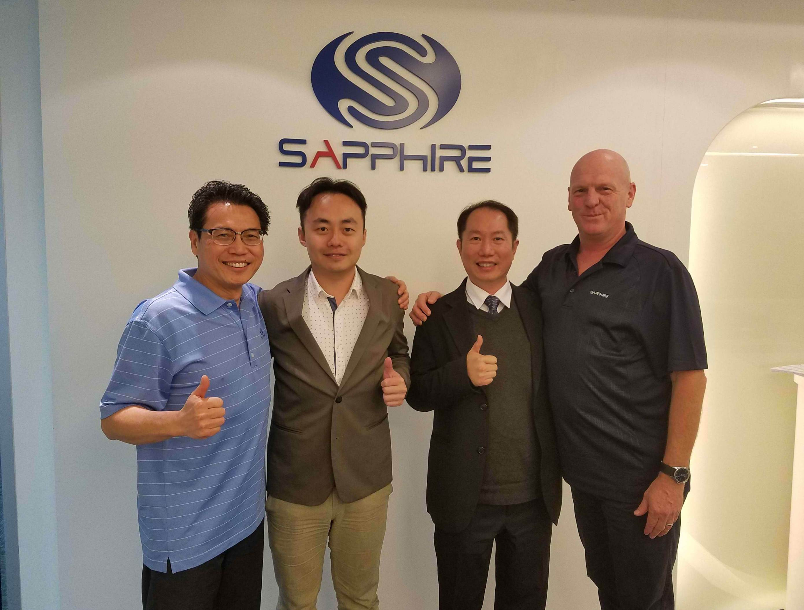 ASRock Partners with Sapphire Technology and Announces Ryzen 5 Support