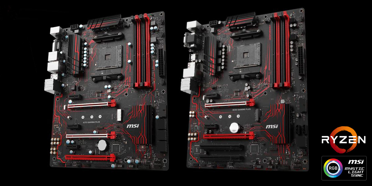 MSI Expands AM4 Ryzen Lineup with Five New Models