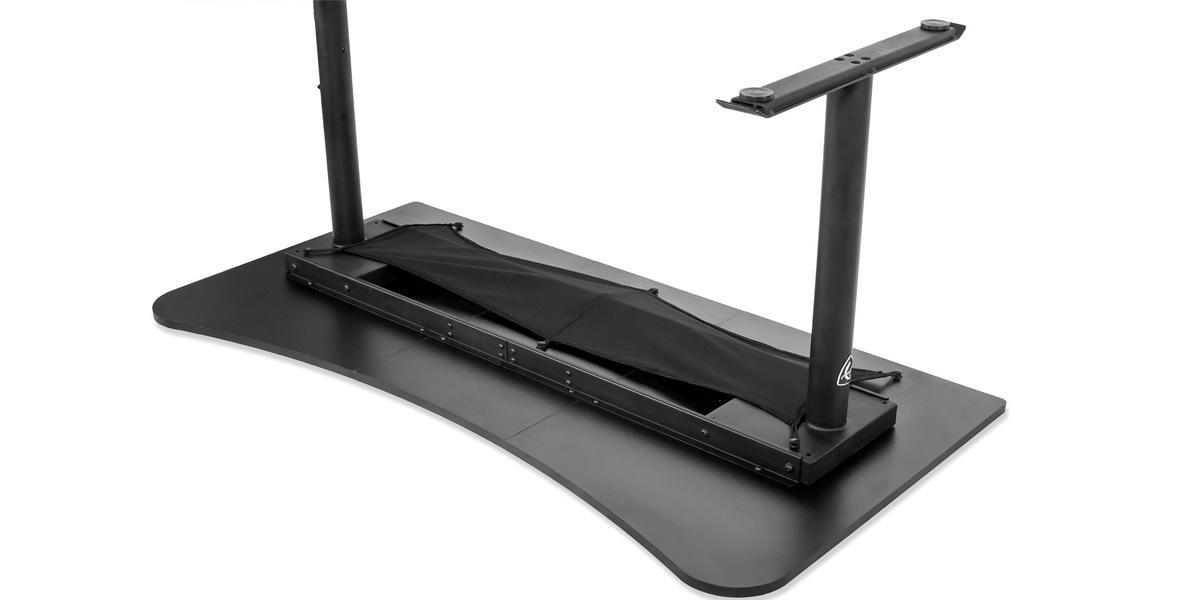 Terrific Arrozi Adds Arena Gaming Desk Pure Black Edition Short Links Chair Design For Home Short Linksinfo