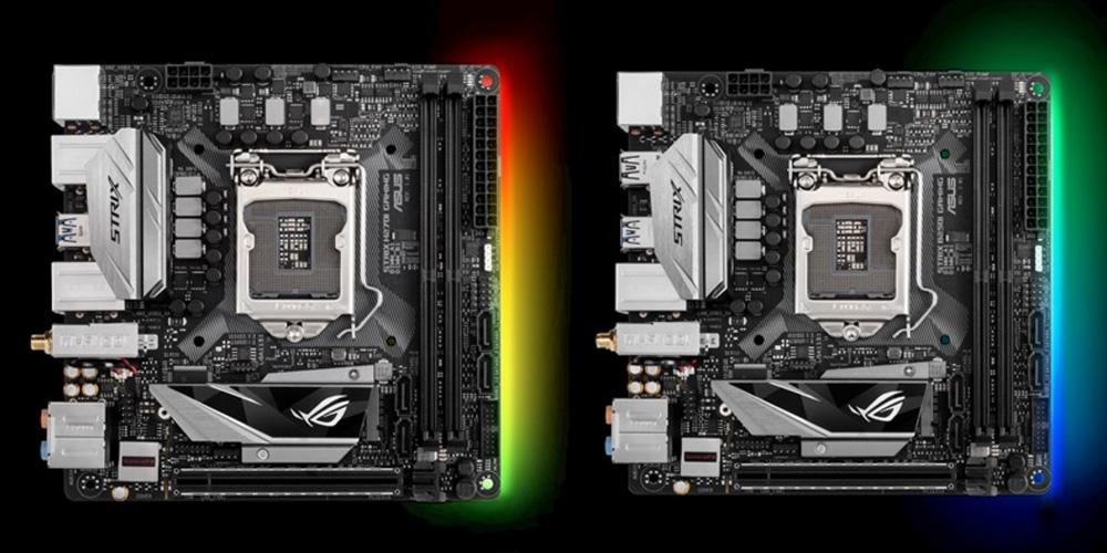 ASUS ROG's New Mini-ITX Boards - STRIX H270I AND B250I