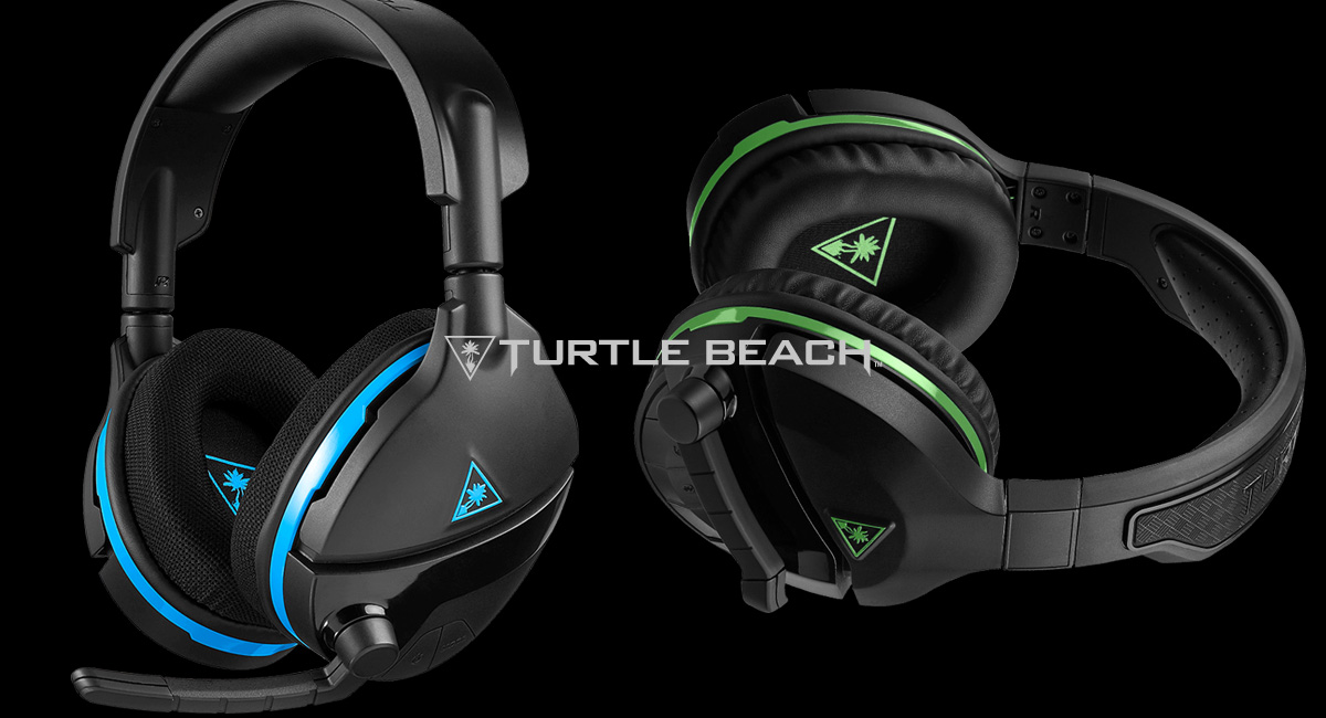Turtle Beach Introduces Stealth 700 and 600 Wireless Gaming Headsets