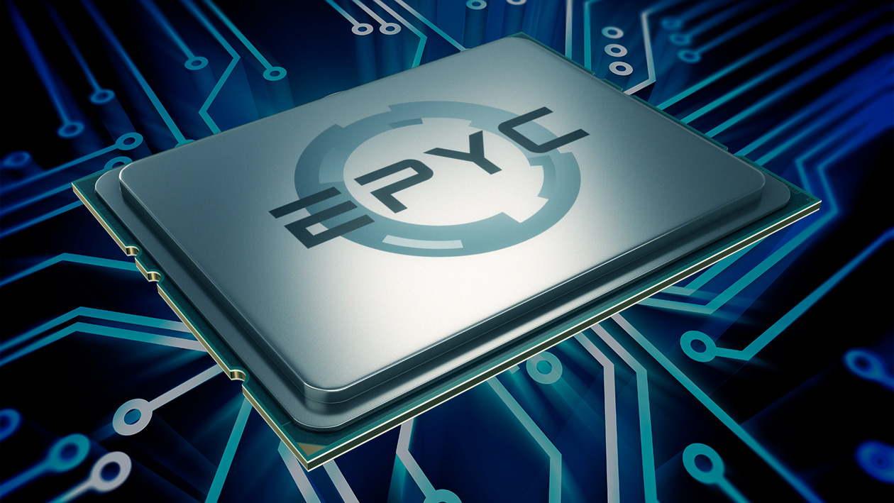 AMD Launches EPYC 7000 Series of Datacentre Processors