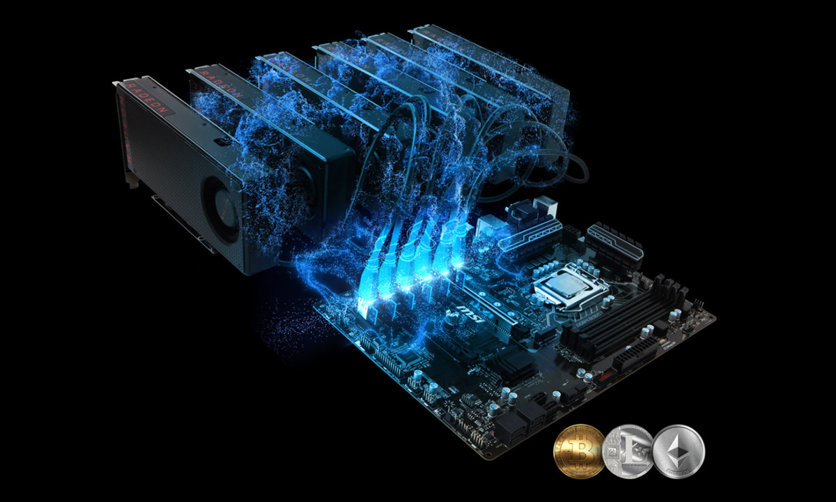MSI Issue Cryptocurrency Mining Motherboard BIOS Updates