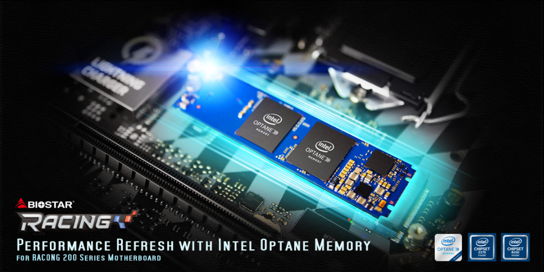 BIOSTAR Releases BIOS Updates to Support Intel Optane