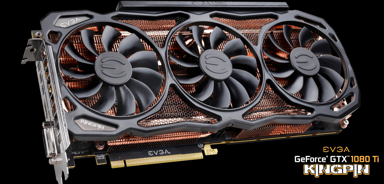 EVGA GTX 1080 Ti KINGPIN Pictured, Priced and Breaking Records