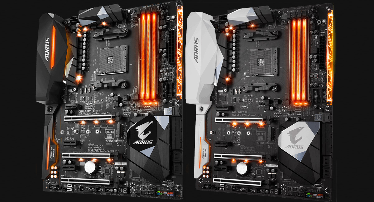 GIGABYTE Releases New X370 BIOS Claiming To Fix Issues: Voltage