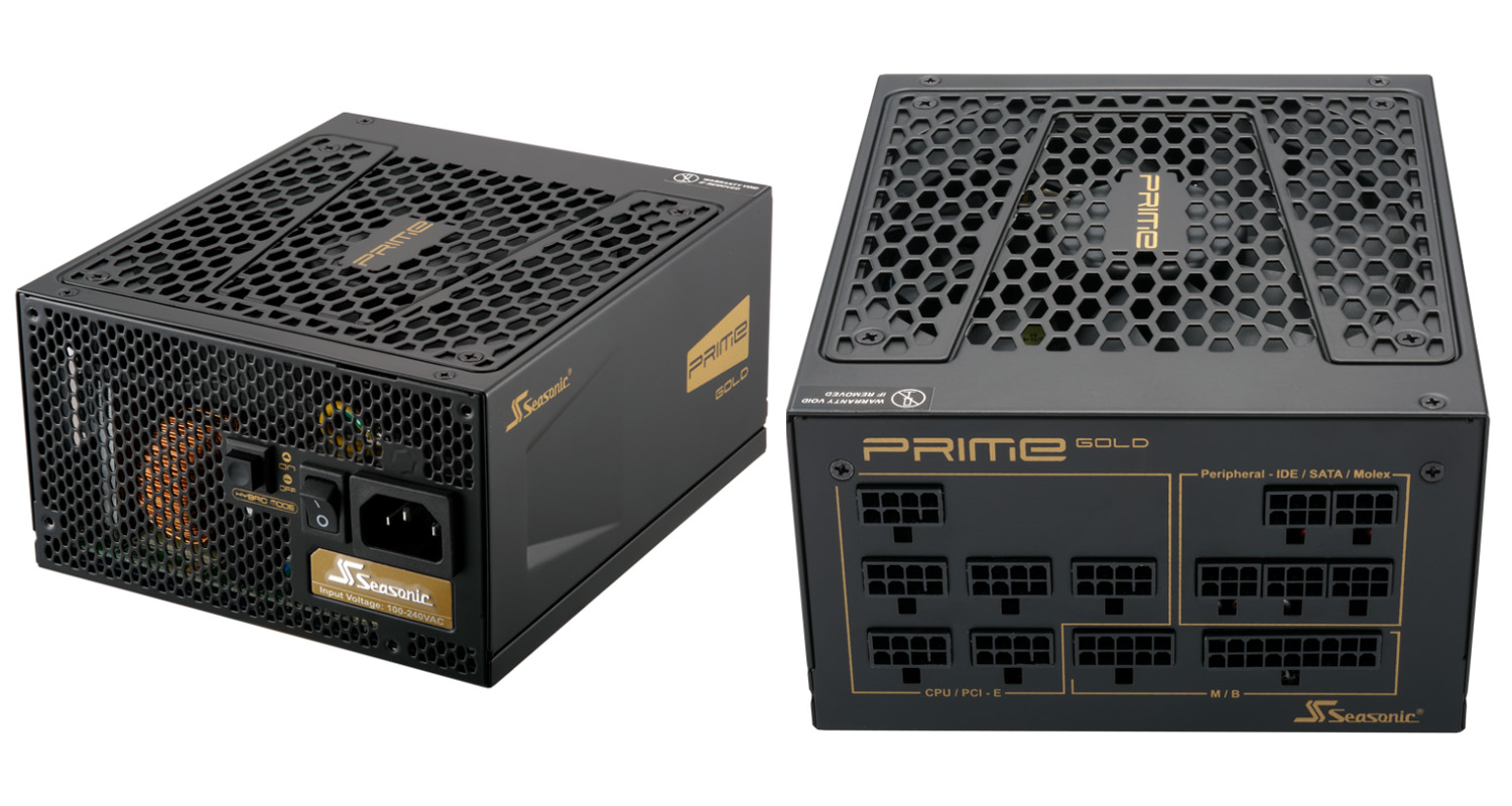 Seasonic's New Flagship PRIME Ultra Series PSUs Unveiled