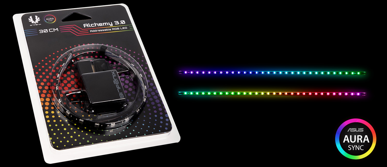 BitFenix Intros Alchemy 3 0 Addressable RGB LED Strips