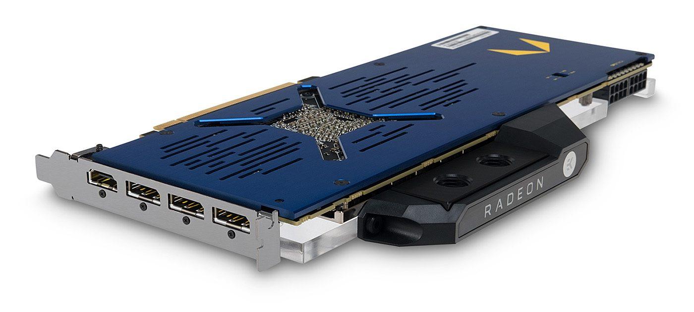 EKWB Releases RGB Water Blocks for Radeon RX Vega and NVIDIA GeForce