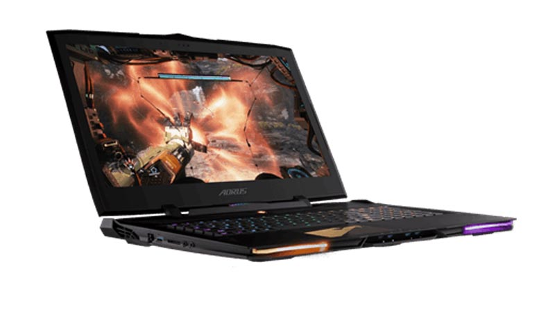 AORUS Refreshes X9 DT, X7 DT and X5 Gaming Notebooks with Intel Core