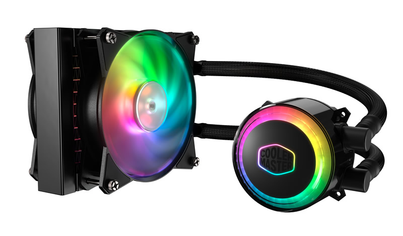 Cooler Master Releases MasterLiquid ML240R RGB and ML120R