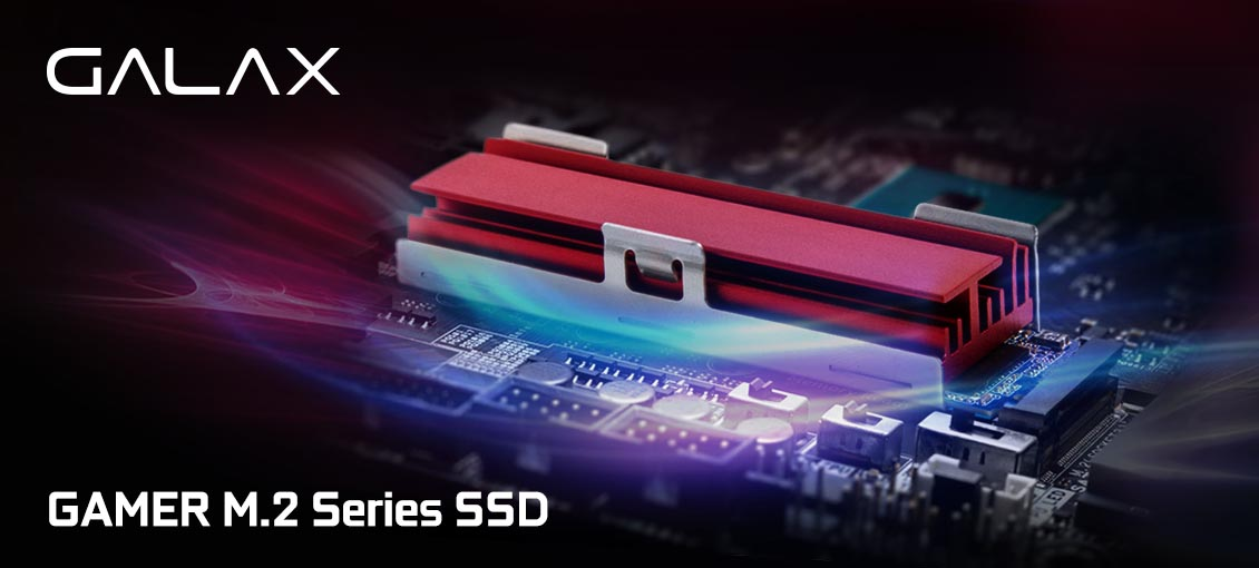 GALAX Introduces One Series SSD and GAMER M 2 Series SSD