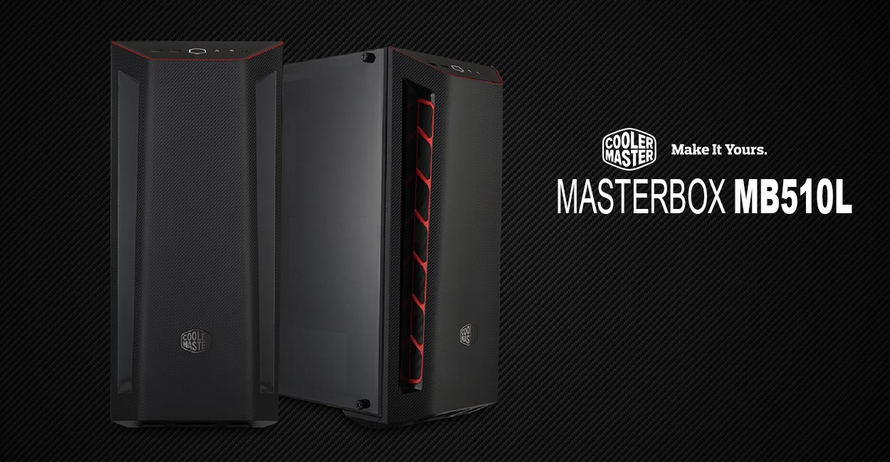 Cooler Master Intros MasterBox MB510L Chassis