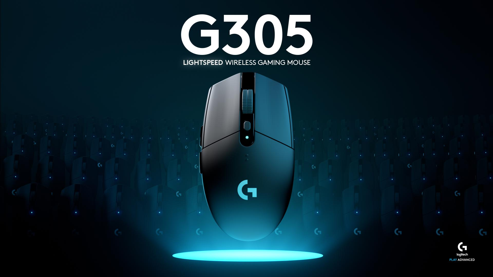 Logitech Presents G305 LIGHTSPEED Wireless Gaming Mouse