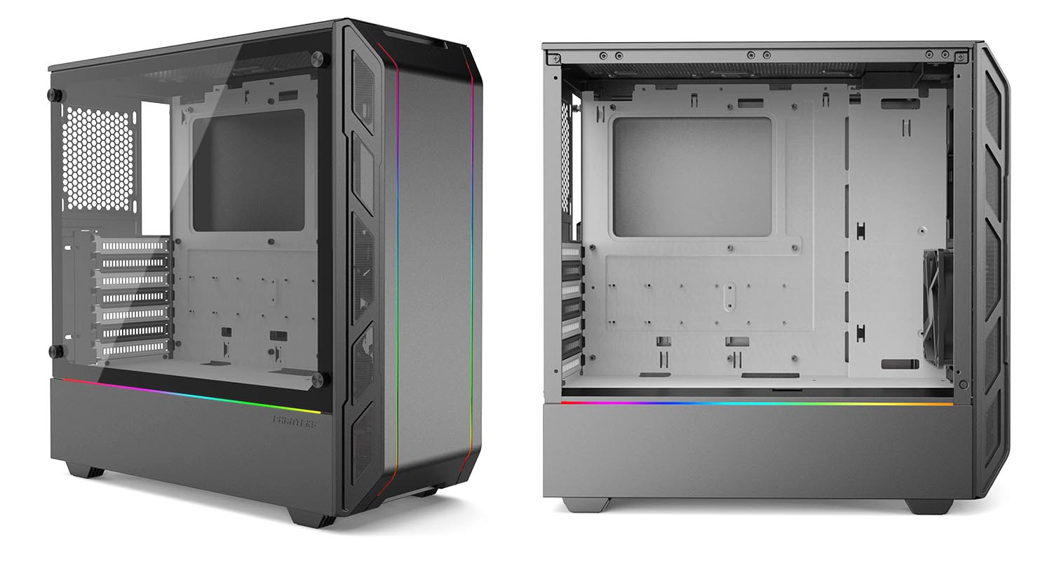 Phanteks Intros Eclipse P350X Series Chassis
