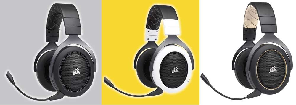 CORSAIR Presents HS70 Wireless Headset For PC and Console Gamers