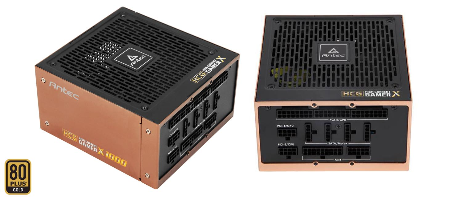 Antec Presents High Current Gamer Extreme Series Power Supplies Supply Introduces Its Newest The It Is Engineered To Meet Needs Of Performance