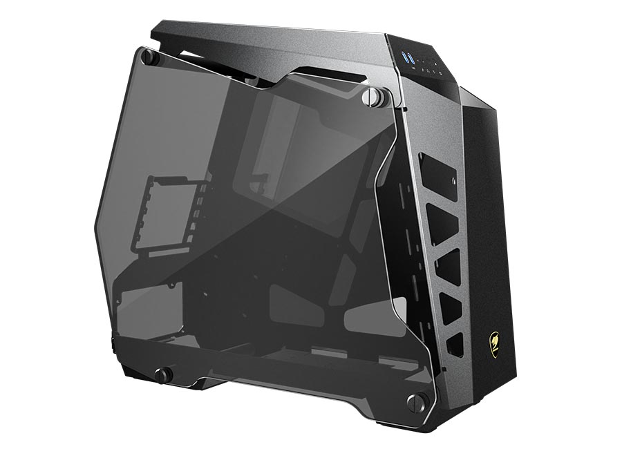 COUGAR Intros CONQUER ESSENCE Micro-ATX Chassis