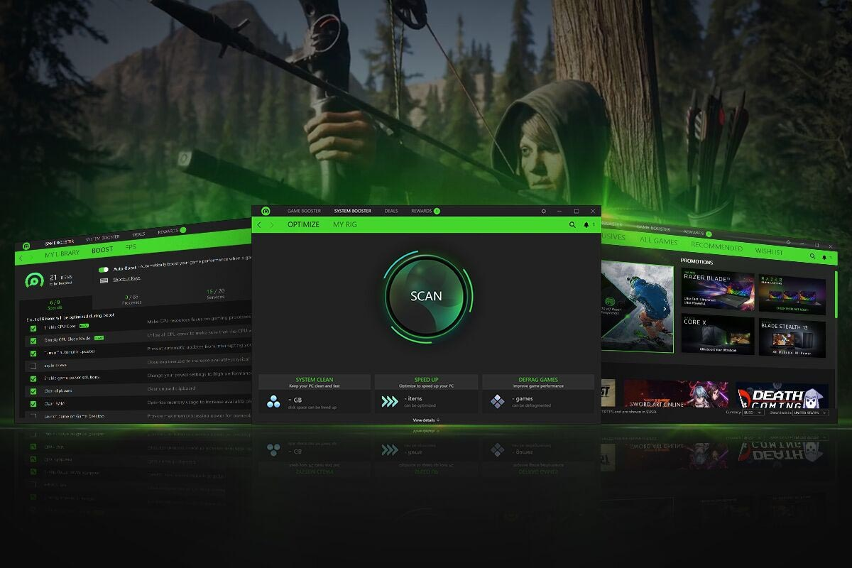 Razer Releases Cortex 9 0 With Free System Cleaner