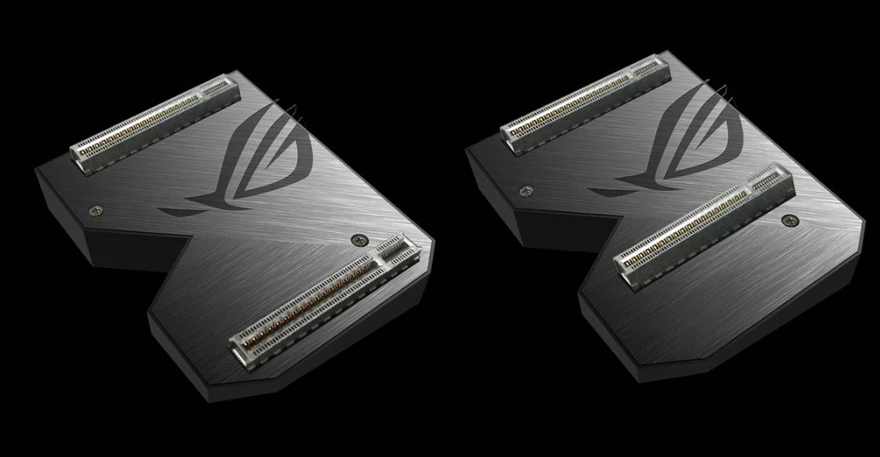 ASUS ROG RTX NVLink Packs ASUS Aura Sync RGB