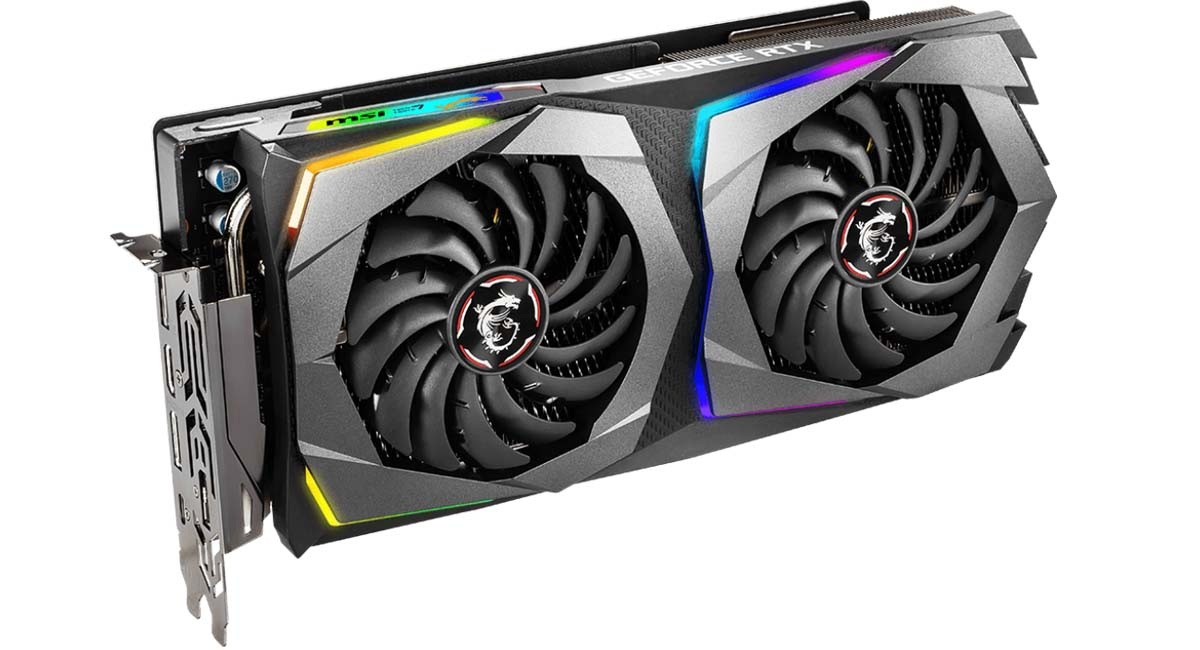 MSI Presents Custom GeForce RTX 2070 Graphics Cards