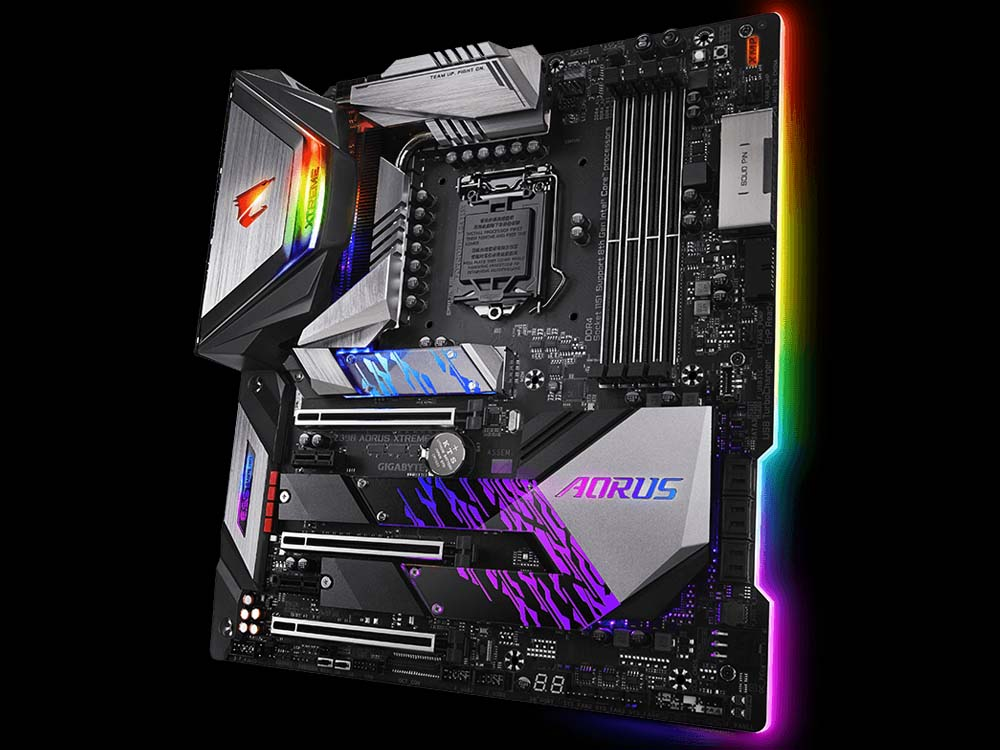 GIGABYTE Launches Z390 AORUS XTREME Flagship Motherboard