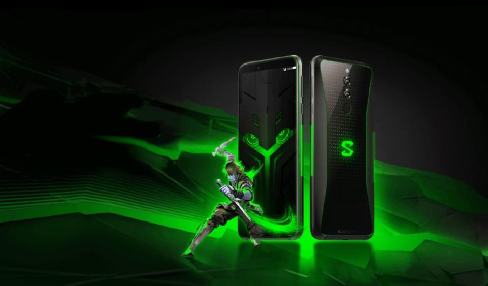 Xiaomi Unveils Black Shark Helo Gaming Phone
