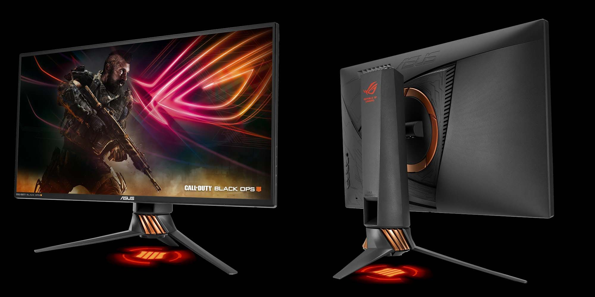 ASUS Presents ROG Swift PG258Q Call of Duty - Black Ops 4 Edition