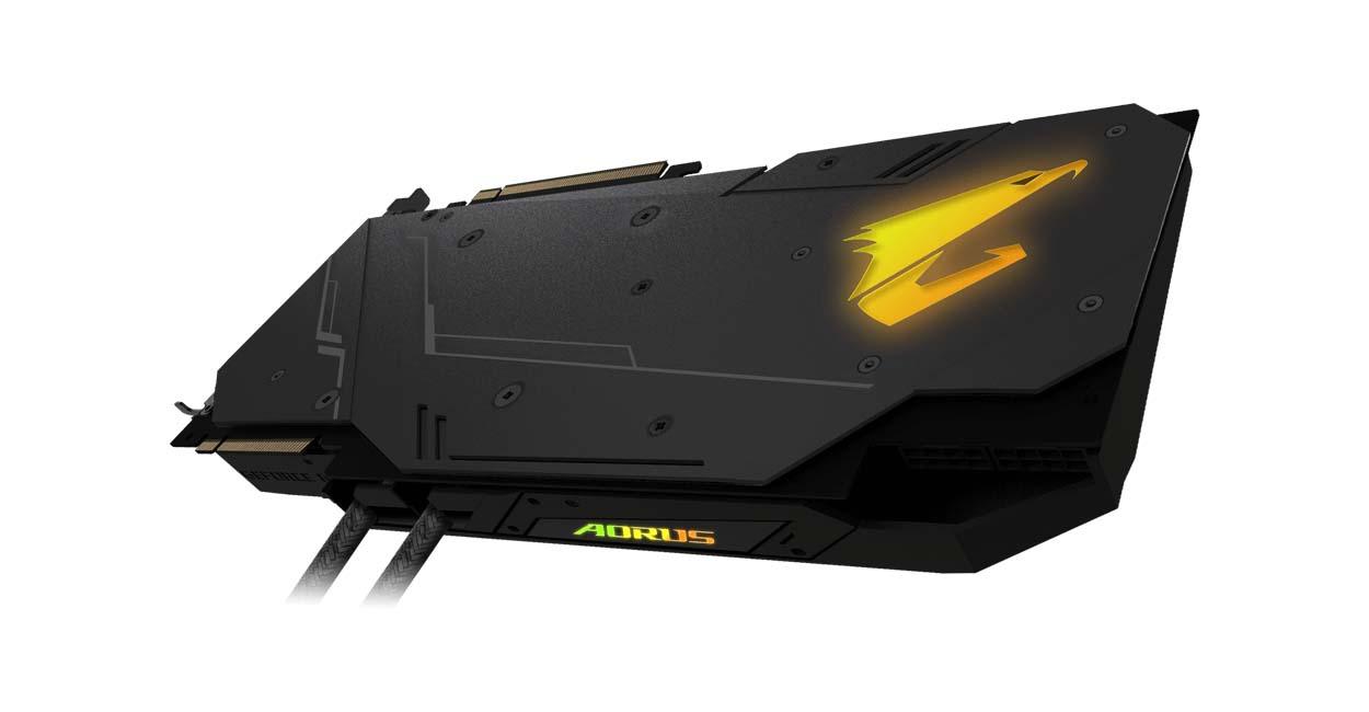 GIGABYTE Adds AORUS GeForce RTX 2080 Ti XTREME WATERFORCE 11G