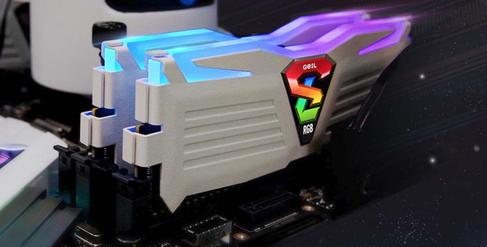 GeIL SUPER LUCE RGB SYNC Series Now Available in New 4133MHz