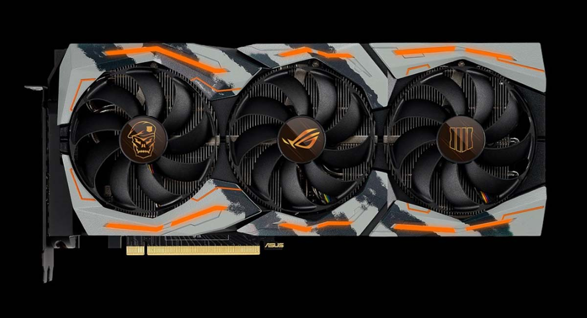 ASUS Presents ROG Strix RTX 2080 Ti OC COD: Black Ops 4