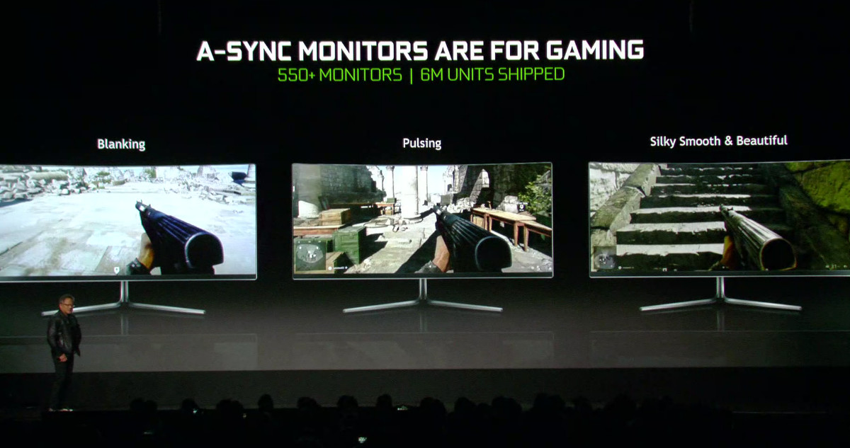 NVIDIA To Add Provisional Adaptive-Sync Support To GeForce
