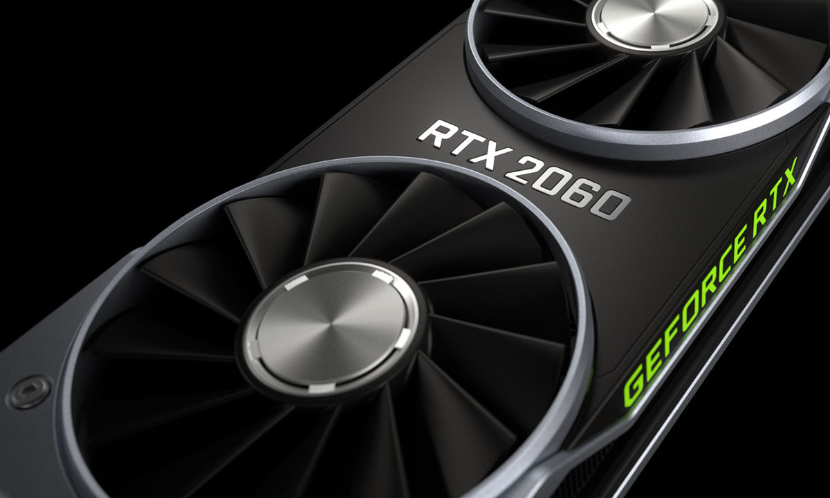 NVIDIA's RTX 2060 Now Available Alongside GeForce 417 71 Game Ready