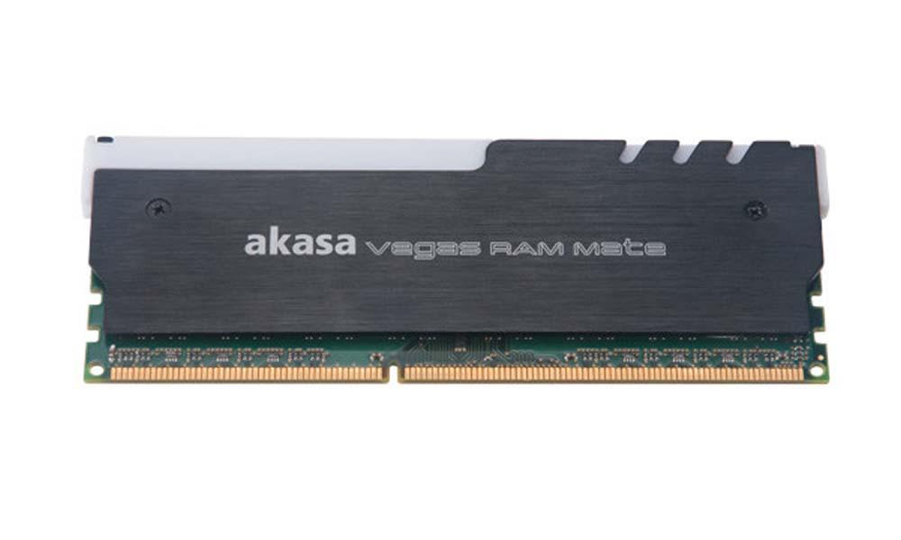 Akasa Presents Vegas RAM Mate Addressable RGB RAM LED Kit