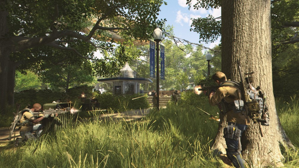 Ubisoft's The Division 2 Gameplay To Be Augmented By Corsair