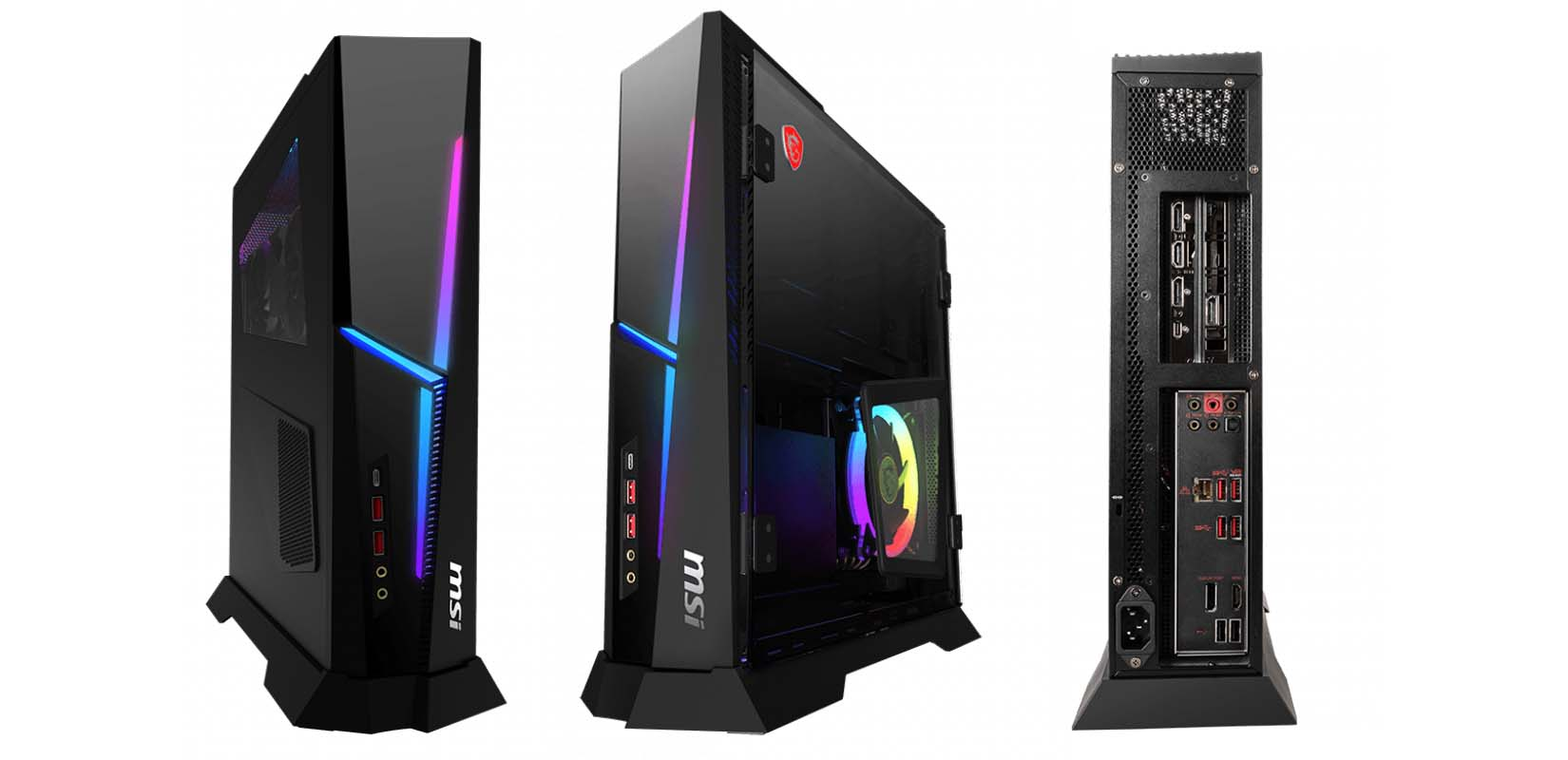 MSI Outs Next-Gen Infinite X 9th and Trident X 9th Gaming
