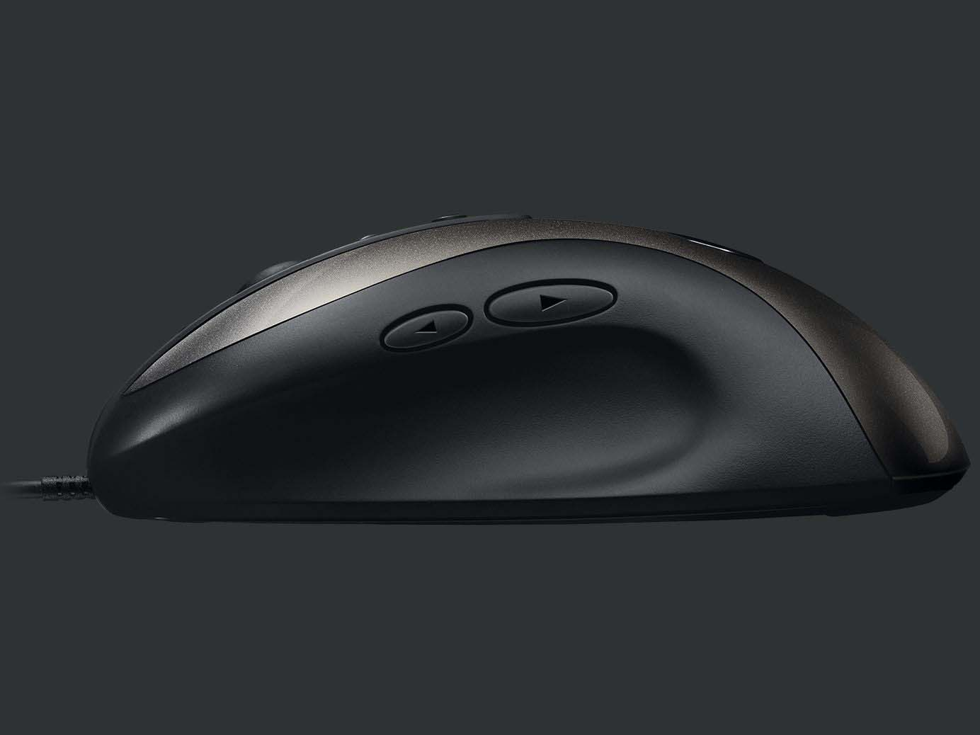 Logitech Revives Classic MX518 Gaming Mouse