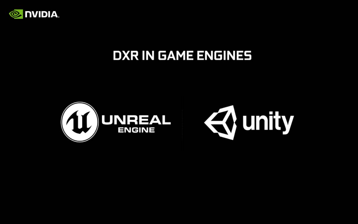NVIDIA Announces Real-Time Ray Tracing Integration To Game