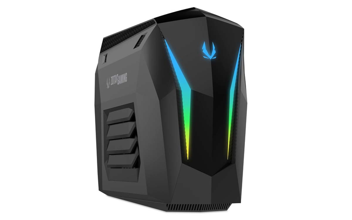 ZOTAC Officially Releases The MEK MINI Gaming PC