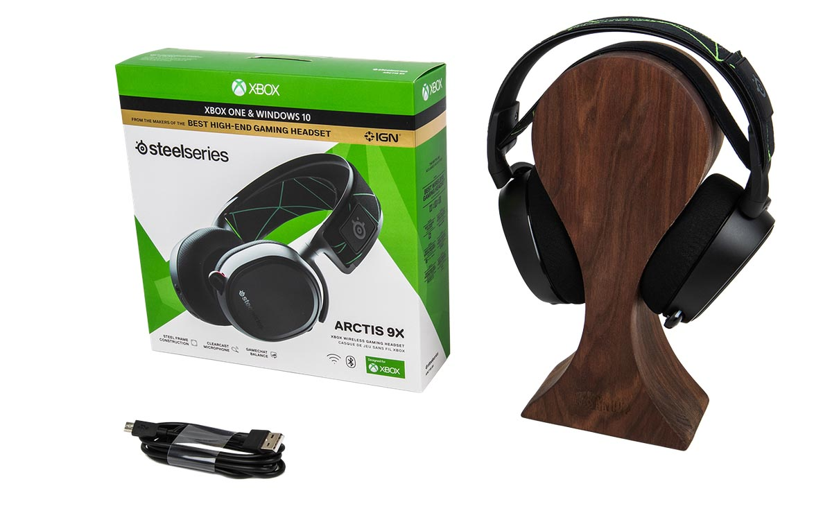 SteelSeries Introduces Arctis 9X Wireless Gaming Headset