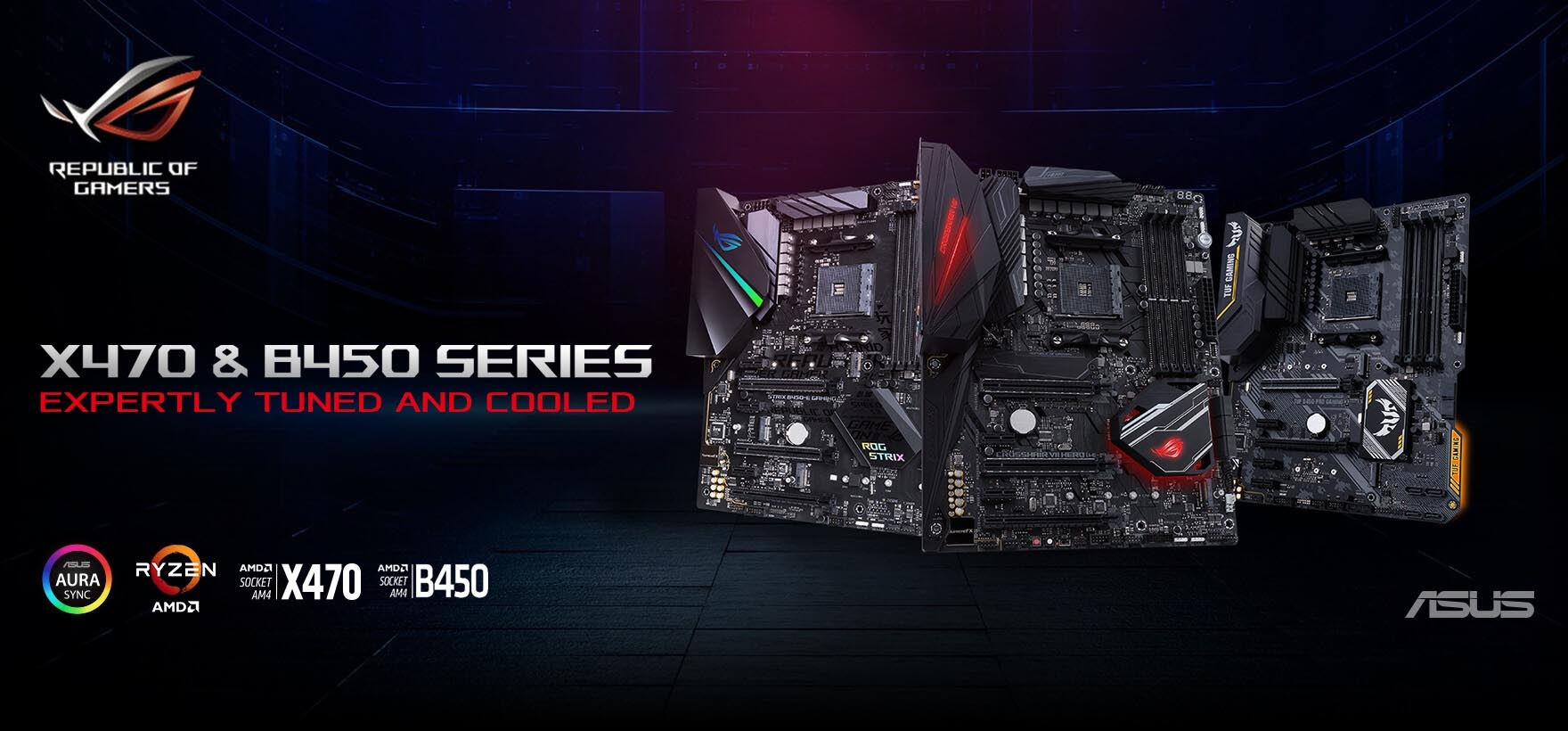 ASUS Releases BIOS Updates For AM4 Motherboards To Support Next-Gen