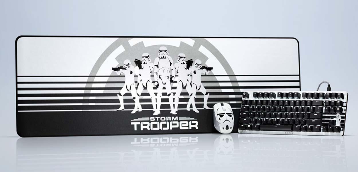 Razer Presents Star Wars Stormtrooper Edition Peripherals