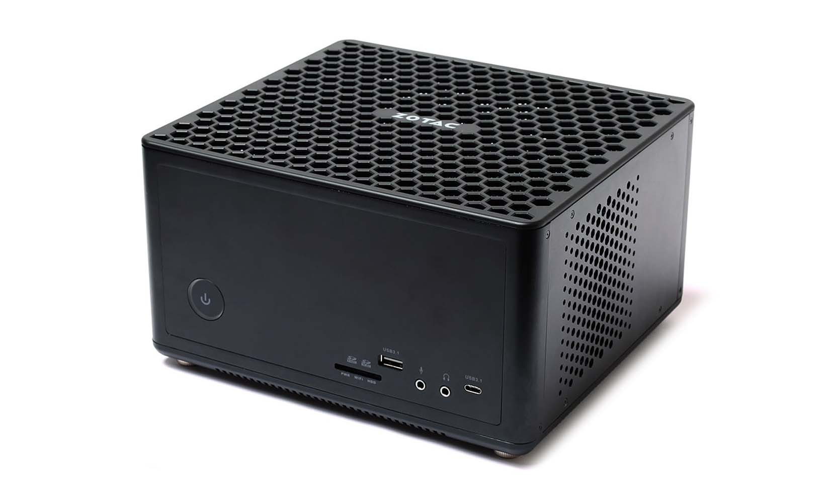 ZOTAC Introduces ZBOX Q Series Powered with Intel Xeon and