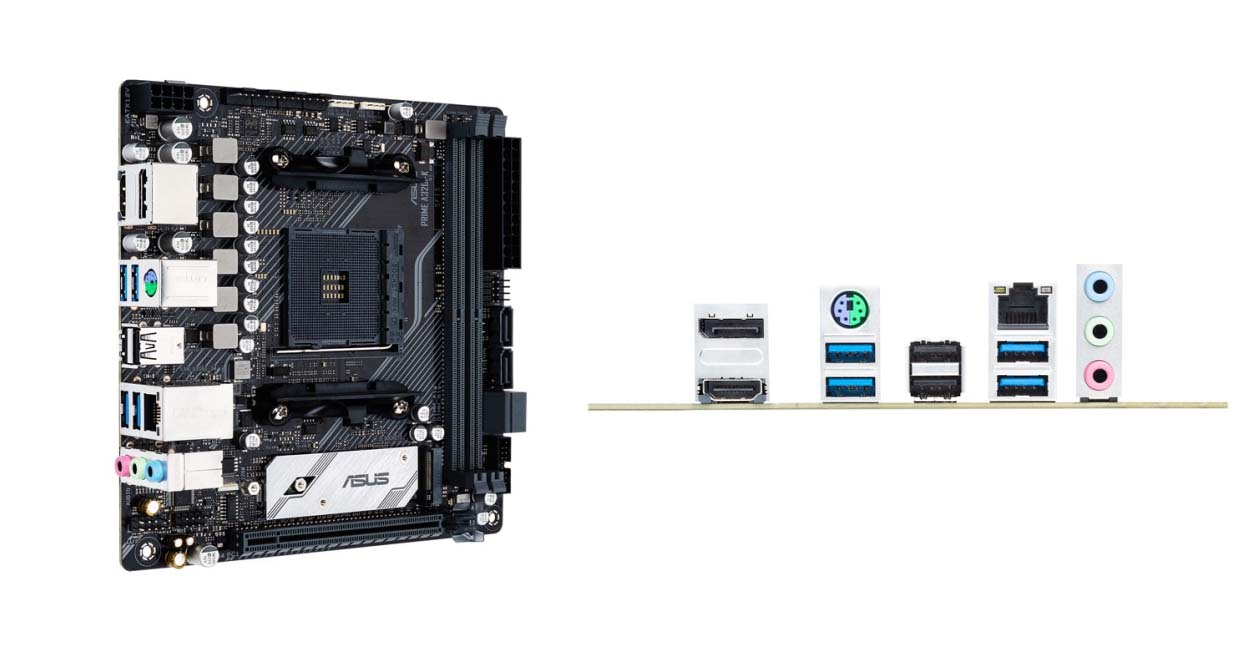 ASUS Adds PRIME A320I-K Mini-ITX Motherboard